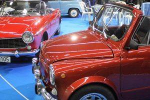 Homenagem aos 60 anos do Seat 600 na 7ª edição da Retro Clássica Bilbao