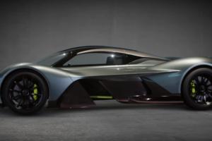 Aston Martin: Por amor à beleza