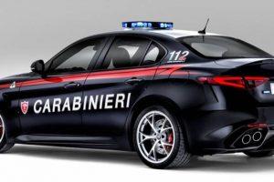 Os melhores carros de polícia italianos