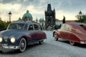 5 novidades automobilísticas inspiradas no passado