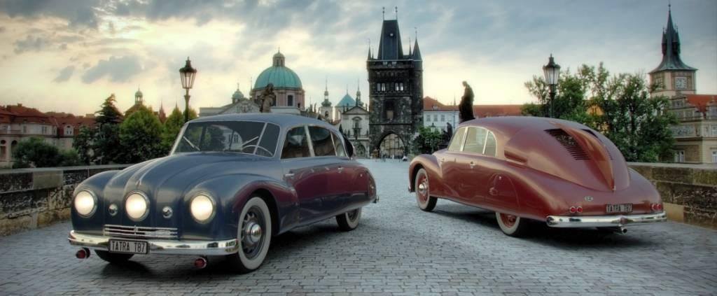 5 inovações automobilísticas inspiradas no passado