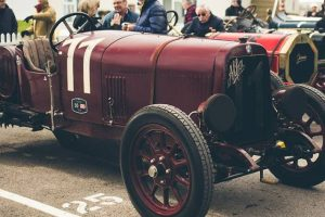 O primeiro Alfa Romeo tem quase 100 anos mas ainda corre