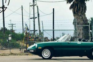 Alfa Romeo Spider: um automóvel preparado para tudo