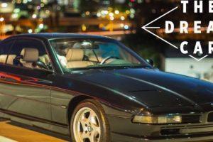 O BMW 850CSi continua a ser um automóvel de sonho