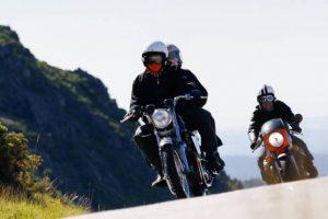 Passeio de motos clássicas Rider volta à estrada em Junho