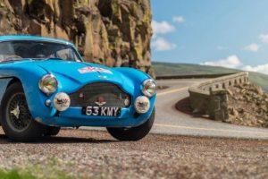 Aston Martin protótipo vendido por 380 mil euros