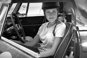 Morreu Gisele Barbosa Araújo, a princesa das corridas de automóveis