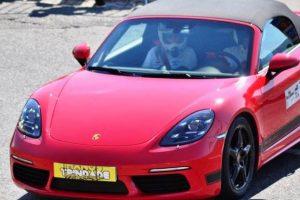 Belmonte foi palco de prova automobilística regional espectacular