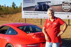 Eu e o meu Porsche 911 '991' GT3 MkI