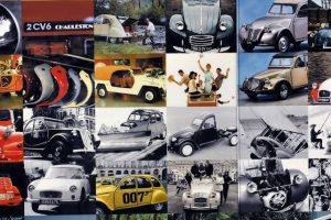 Mundial Citroën 2CV começa amanhã na Ericeira