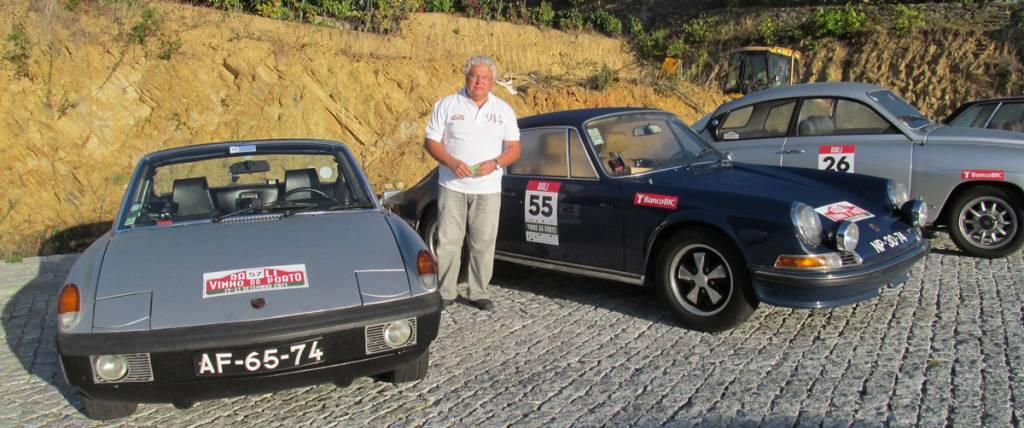 Eu e o meu Porsche 914/4