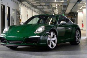 O milionésimo Porsche 911
