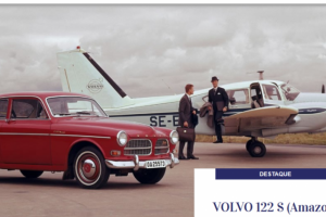 CPVV lança novo portal online dedicado a clássicos da Volvo