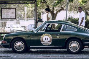 Fomos ao Iberian Porsche Meeting de 911 SWB