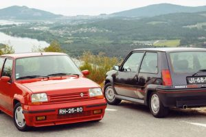 Renault 5 GT Turbo em destaque na Topos & Clássicos