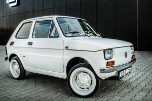 O Fiat 126P mais exclusivo do mundo pertence a Tom Hanks