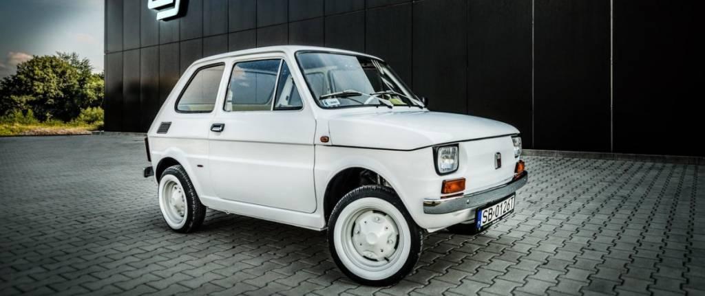 O Fiat 126P mais exclusivo do mundo pertence a Tom Hanks