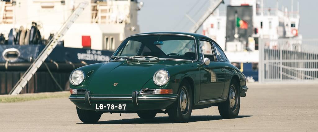 Rumo ao Iberian Porsche Meeting num Porsche 911 de 1966