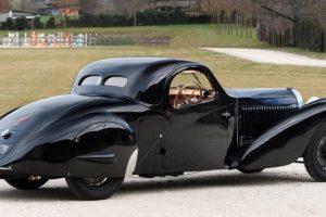 Bugatti Type 57 de 1935 leiloado por 3 milhões de euros