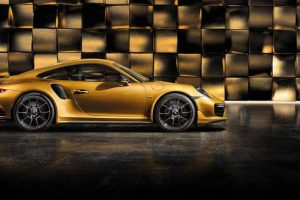 911 Turbo S Exclusive Series: invejável colecção de 911