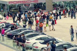 Primeiro Iberian Porsche Meeting foi um sucesso