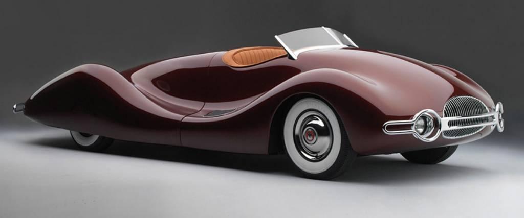 Espantoso Buick descoberto no deserto
