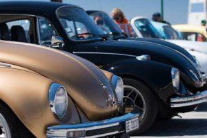 Volkswagens invadiram a Marina de Cascais