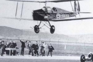 O dia em que Nuvolari correu contra um avião