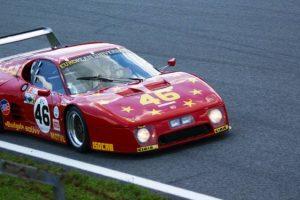 As corridas milionárias de Monza em imagens