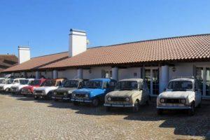 VII Encontro Renault 4 em Terras de Arraiolos e 56.º Aniversário da R4