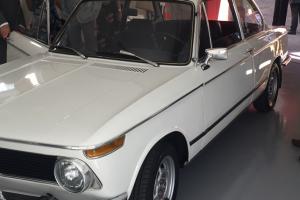 BMW 2002 de 1971 doado ao ACP
