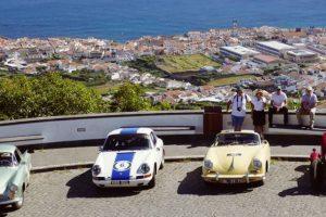 Clássicos de sonho no Vintage Rally Azores