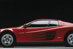 Ferrari perde direito à marca Testarossa