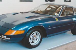 Ferrari 365 GTB/4 Daytona, o todo-poderoso