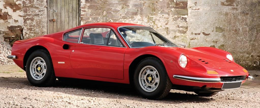 Dino 246 GT, o Ferrari que não o era