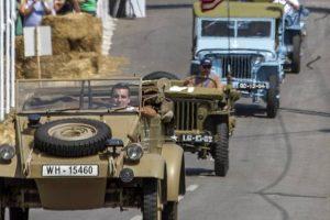 """Jeep Attack!"" realiza parada no Caramulo Motorfestival"