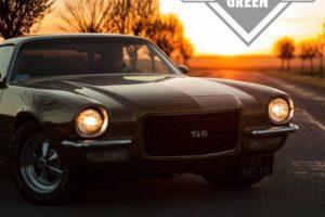 Chevrolet Camaro: um automóvel americano à solta pelos campos franceses
