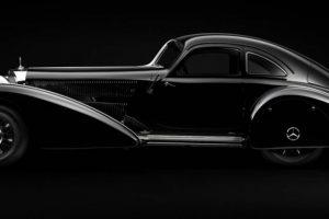 Os 10 melhores modelos de sempre da Mercedes-Benz