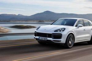 Ainda mais 911 num SUV: o novo Porsche Cayenne Turbo
