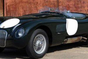 """""""Jaguar C-Type: autobiography of XKC 051"""""""