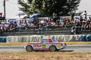 Team Ezalo no Campeonato Nacional de Velocidade Clássicos 1300