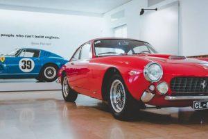 Exposição Ferrari no Museu do Caramulo termina este Domingo