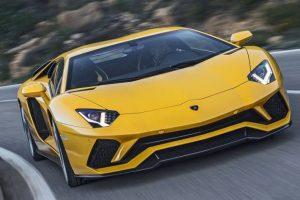 Carro 0 da Rampa do Caramulo será um Lamborghini Aventador S