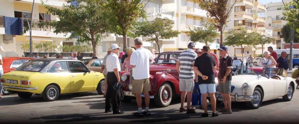 2ª edição do Passeio de Outono em Automóveis Antigos no Algarve