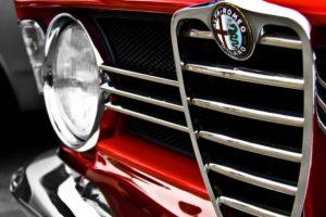Encontro Alfa Romeo Team no AutoClássico Porto