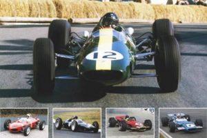 """""""Fórmula 1: Car by Car 1960-69"""""""