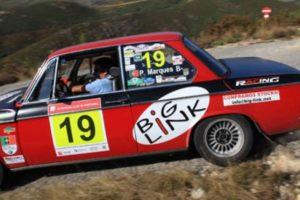 Rally de Portugal Histórico arranca hoje