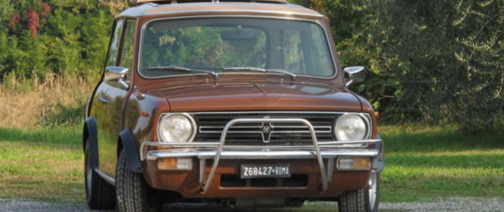Automóvel icónico de Giorgio Gucci em leilão internacional