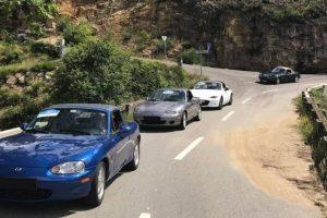 AutoClássico Porto 2017: Caravana MX-5 ruma à Exponor para acção dupla