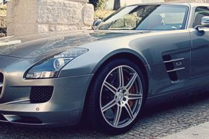 Mercedes-Benz SLS: um GT sobredotado